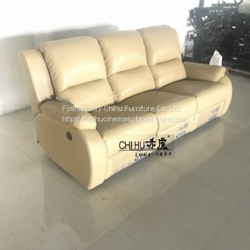 Commercial Theater Furniture Living Room Recliner Sofa Home Theater