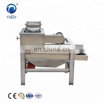 high quality peanut crushing machine nuts crusher for sale