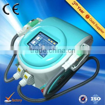 2016 distributors wanted 3000w ipl shr prenses machine with CE certificate