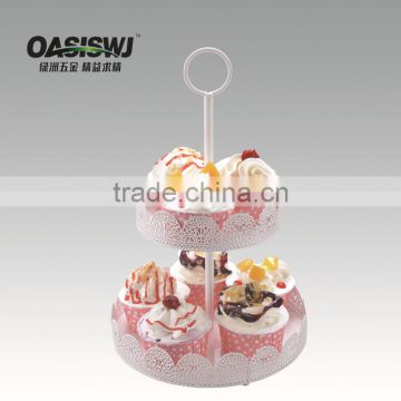 Decoration Cupcake Stand;Metal Cupcake Stand