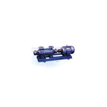 GC industrial boiler feed water pump multistage pump horizontal centrifugal pump