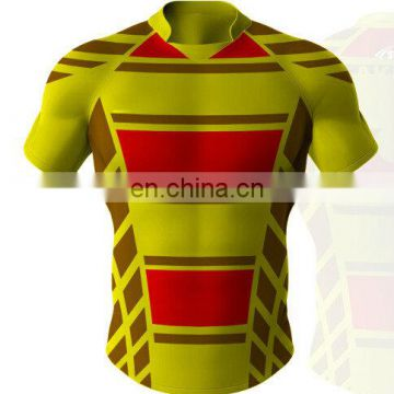 3a41f9fee60 100% polyester custom sublimation striped rugby jersey show your body of  Rugby Wear from China Suppliers - 157266230