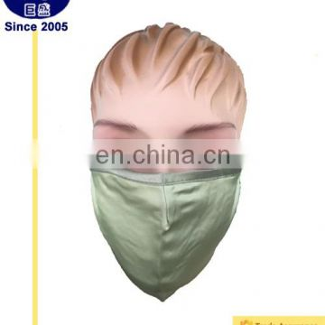 Fashionable and lovely Silk Anti-pollution Carbon-Activated Women face mask