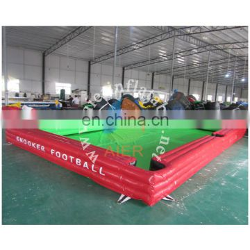 Best Selling wholesale Cheaper Inflatable snooker table games