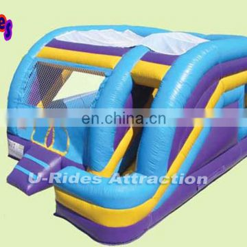 high quality inflatable bouncer and slide