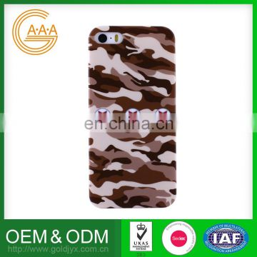 2016 Newest Custom-Made Eco-Friendly Wholesale Silicone+Pc Mobile Phone Cover