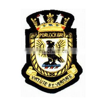 Handmade Bullion Wire Badges of Badges from China Suppliers - 158675908