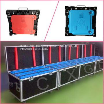 P5 Indoor Aluminum Die-Casting Led Screen RGB Full Color Rental LED Display For Stage Setting Wall