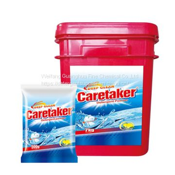 Caretaker Detergent Powder Brands
