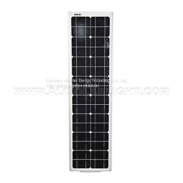 30W Monitoring All In One Solar Street Light