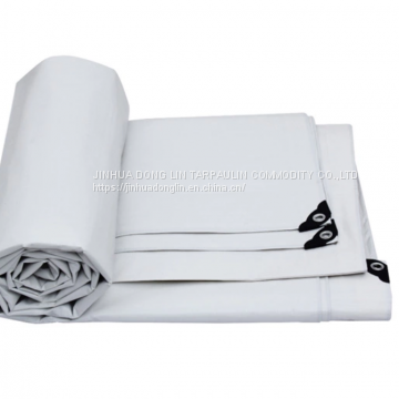 6 X 12 Tarp Uv Protection White Tarpaulin