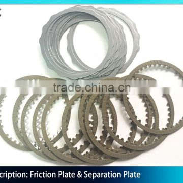 Excavator Swing Motor Parts EX200-2 Separation Plate EX200-2 Steering  Clutch EX200-2 Steel Plate