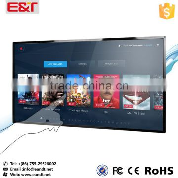 42 inch touch screen kiosk usb external touch screen infrared multi touch screen