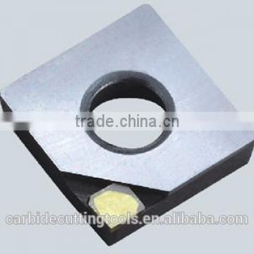 Natural Diamond Turning Tools and CNC Blades Non-standard Cutting Diamond Blade for CNC Machine Tools