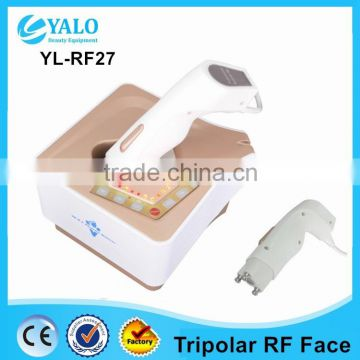 3D Photon Tripolar RF beauty machine for Skin rejuvenation