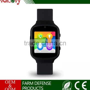 Z80 3G Smart GPS Tracker Watch Phone with Sim Card Slot, Ultra Thin Bluetooth , Camera Heart Rate Monitor Pedometer