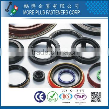 Nylon PU PTFE o-ring oil seal valve seal washer