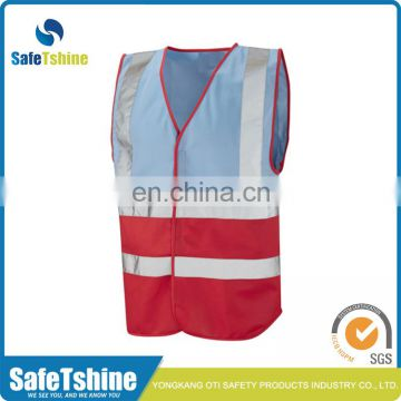 Factory manufacture various pink safety vest