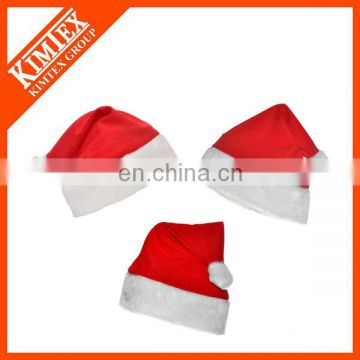 New Hot Sale Felt Decorated Christmas Hat Design