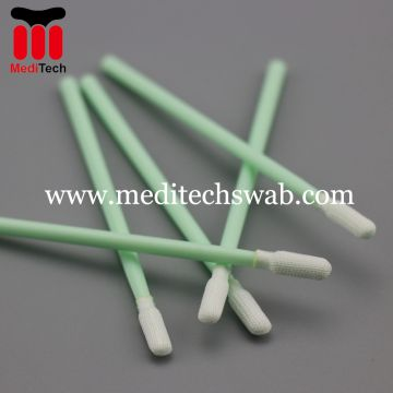 SMALL CLEANROOM KNITTED POLYESTER SWABS PS743