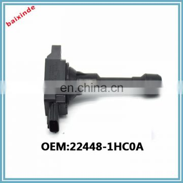 BAIXINDE Auto Parts Ignition Coil for Nissans SUNNY/ MARCH N17/ K13 224481HC0A 22448-1HC0A
