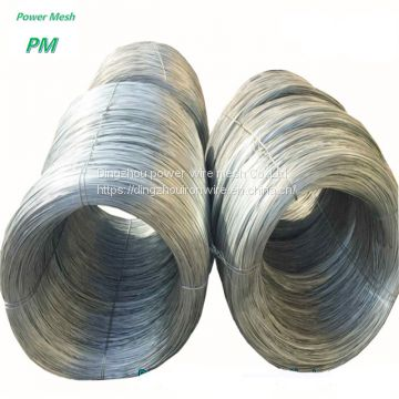 Electro galvanized binding wire factory with best price