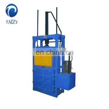 hydraulic baler machine for used clothing/used
