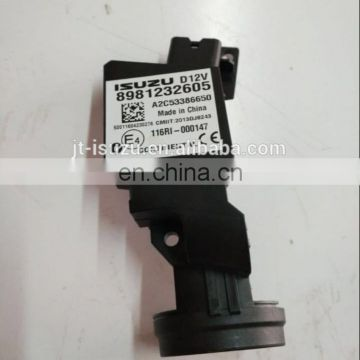 8981232605 for genuine part CONTROL UNIT; ANTI THEFT