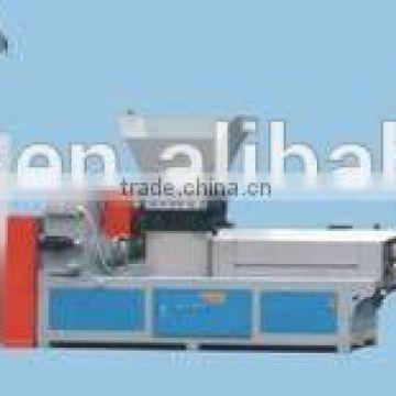 Bahrain hot sale HDPE/LDPE/LLDPE film scrap recycling granules machine line