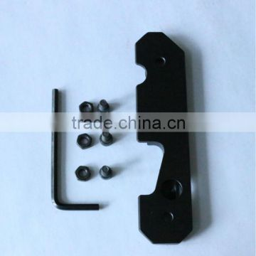 SUNGUN MTS3028 Side Dovetail Mount Plate Rail Heavy Duty Steel with Bolts fit 47 & 74 etc Series