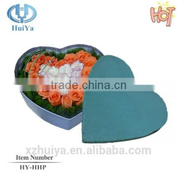 wet floral foam for christmas and new year decoration with fresh flowers