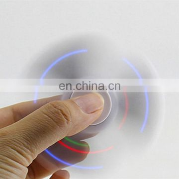 2017 Newest light spinner toy most popular LED hand