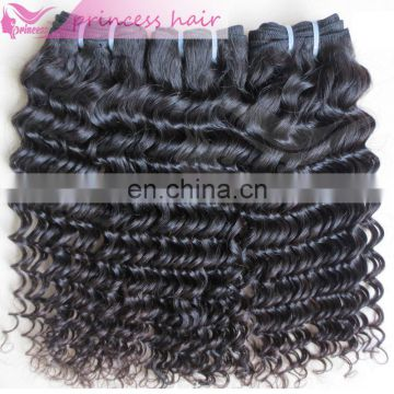 Womens Girls New Style Sexy Long Full Wavy Hair 18In Curly Remy Hair