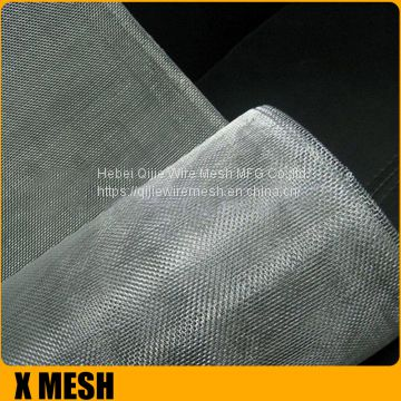 Charcoal Aluminum window screen