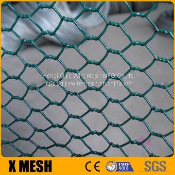 Chicken/Rabbit /Galvanized Hexagonal Wire Mesh manufacture