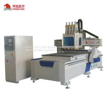 Professional manufacturer!!! ChiTop cylindrical cnc router rotary axis machine for wood chair furniture