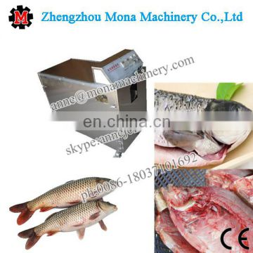 Fully automatic fish scales cleaning machine