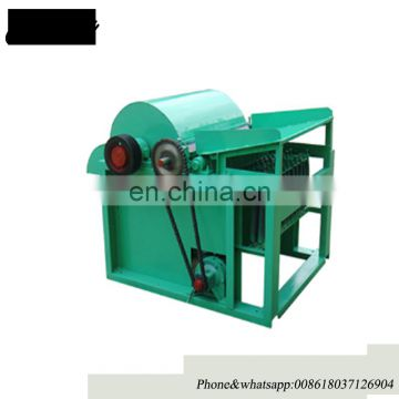 Two Roller Cotton Fabric Waste Cleaning / Recycling Machine