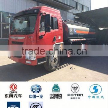 faw chemical tank truck