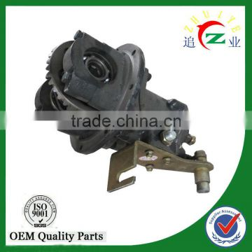 China supplier chongqing tricycle Al alloy gearbox tricycle gear case