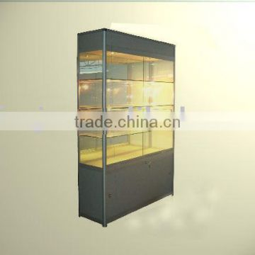 Display Cabinet/Glass Cabinet/show Case Cabinet/ Book ...