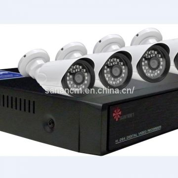 4CH HD 1080P HDMI P2P POE NVR Surveillance System Video Output 4PCS 2.0MP IP Camera Home Security CCTV Kits 1TB HDD