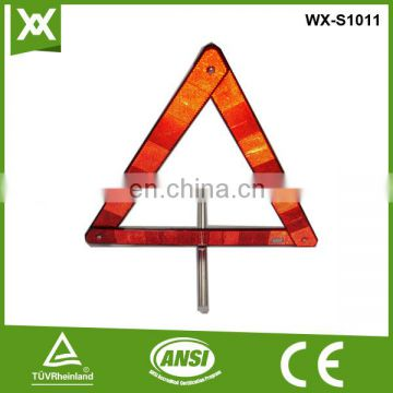 top quality warn triangle,new model warn triangle,vehicle warn triangle