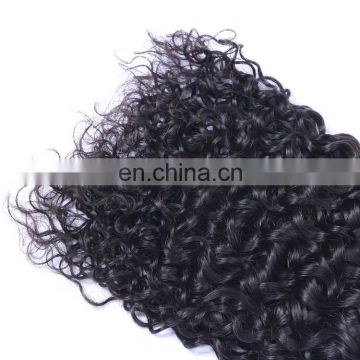 Unprocessed curly brazilian hair weave real human hair extensions
