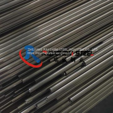 Stainless steel precision tubes