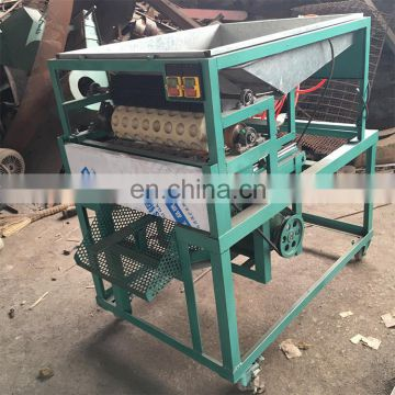 Hawaiian fruit Sheller opening machine