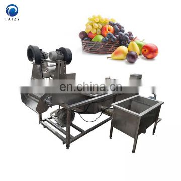 vegetable washing machine industrial potato washer machine