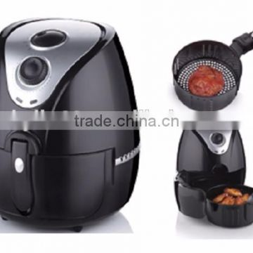 2015 New Electric Deep Fryer Oil Free Hot Air Fryer Without Oil                                                                                                         Supplier's Choice