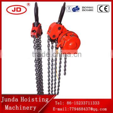 Junda best selling DHP electric chain hoist DHP Small Electric Hoist