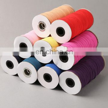 wholesale 6mm skinny elastic band for clothes